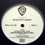 LOTTA LOVE (JIM BURGESS DISCO MIX)