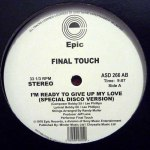I'M READY TO GIVE UP MY LOVE (SPECIAL DISCO VERSION)