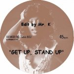 IS IT LOVE / GET UP, STAND UP