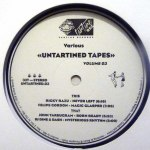 UNTARTINED TAPES VOL. 3