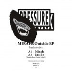 MIRAHS OUTSIDE EP (INCL. SIT REMIX)
