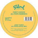 LOVE THANG (DJ POPE REMIXES)