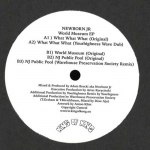 WORLD MUSEUM EP (YOURHIGHNESS / WAREHOUSE PRESERVATION SOCIETY REMIX)