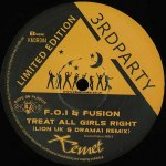 ONE MORE STRIPE / TREAT ALL GIRLS RIGHT (LIONX & DRAMA1 REMIXES)
