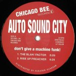 DON'T GIVE A MACHINE FUNK! ?