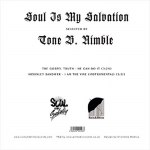 SOUL IS MY SALVATION CHAPTER 3
