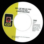 90% OF ME IS YOU (DINKED VINYL)