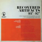 RECOVERED ARTIFACTS 93'- 97'