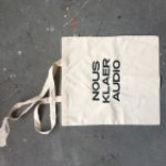 Nous'klaer Audio Tote Bag