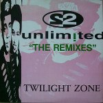 Twilight Zone (The Remixes)  (中古盤)
