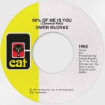 90% OF ME IS YOU (WHITE VINYL REPRESS)