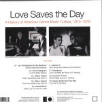 LOVE SAVES THE DAY: A HISTORY OF AMERICAN DANCE MUSIC CULTURE 1970-1979 PART 1