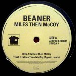 MILES THEN MCCOY (AGARIC REMIX) (中古盤)