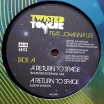 A RETURN TO SPACE (中古盤)