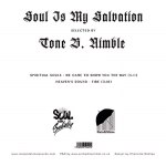SOUL IS MY SALVATION CHAPTER 7