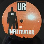 The Infiltrator (中古盤)