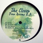 FOUR ROOMS EP (中古盤)