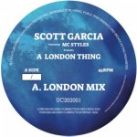 A LONDON THING / 4 THE LADIES (BLUE/WHITE MARBLED VINYL)