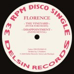 THE VINEYARD (CONVEXTION & PETER FORD REMIXES)