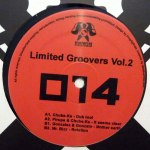 LIMITED GROOVERS VOL.2 (中古盤)
