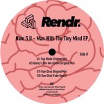 MAN WITH THE TINY MIND EP