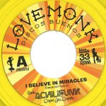 I BELIEVE IN MIRACLES LIMITED EDITION