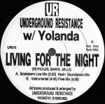 Living For The Night (Remixes)  (中古盤)