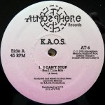 I Can't Stop (中古盤)
