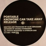 KNOWONE CAN TAKE AWAY (中古盤)