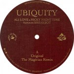 UBIQUITY (FEAT. BREAKBOT)