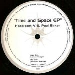 Time And Space EP (中古盤)