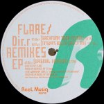 DIR.R REMIXES EP (中古盤)