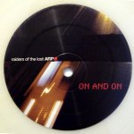 ON AND ON (中古盤)