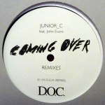 COMING OVER REMIXES (中古盤)