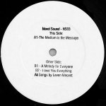 THE MEDIUM IS THE MESSAGE (中古盤)