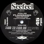 Plainsong / Time To Find Me (中古盤)