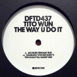 THE WAY YOU DO IT (中古盤)