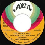 THE SILENCE THAT YOU KEEP (中古盤)