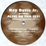 Alive On Tha Set! (中古盤)