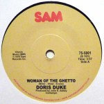 WOMAN OF THE GHETTO (中古盤)