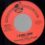 I Wanna Know / Let Me Prove My Love (中古盤)