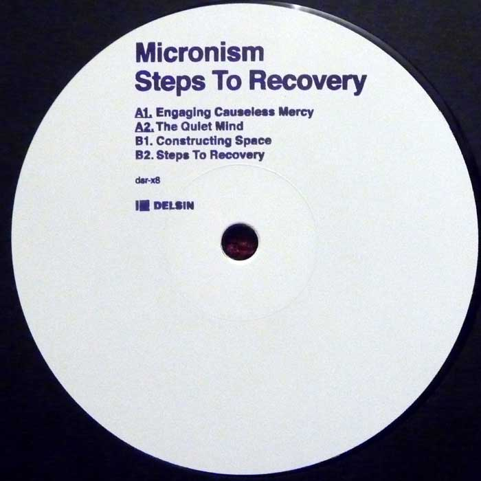 micronism steps to recovery technique テクニーク