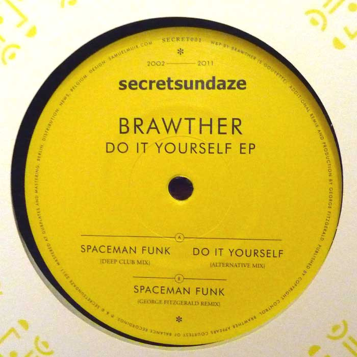 brawther do it yourself ep technique テクニーク